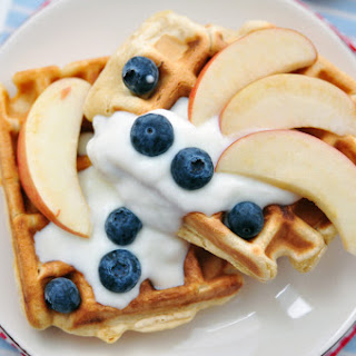 Healthy Waffles With Applesauce Recipes