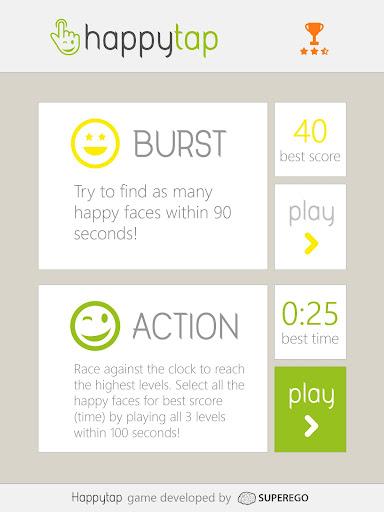 Happytap - screenshot