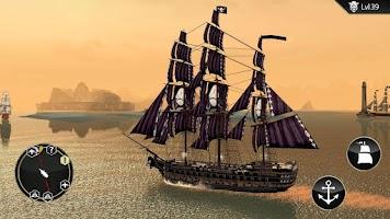 Screenshot of Assassin's Creed Pirates