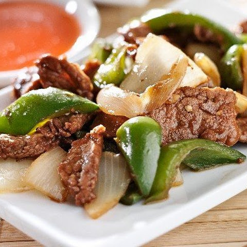 Slow Cooker Pepper Steak