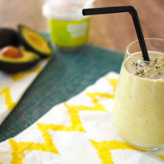Avocado Hemp Smoothie