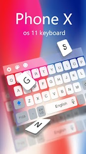 Keyboard for Os11