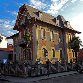 Old Batumi by Givi Datunashvili - City,  Street & Park  Historic Districts ( old batumi )