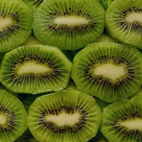 Kiwi by Micoy Ausa - Food & Drink Eating