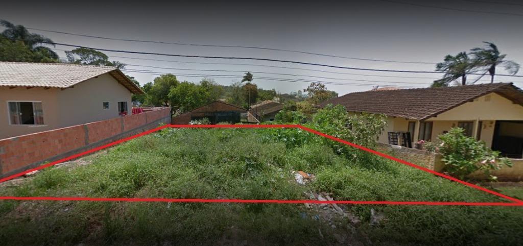 Terreno à venda, 312 m² por R$ 80.000 - São Cristóvão - Barra Velha/SC
