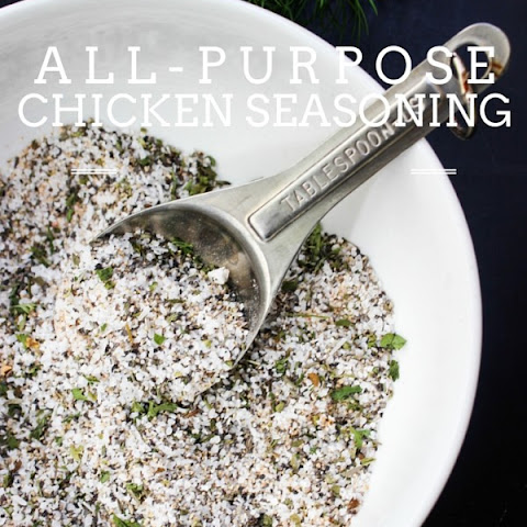 All-Purpose Chicken Seasoning