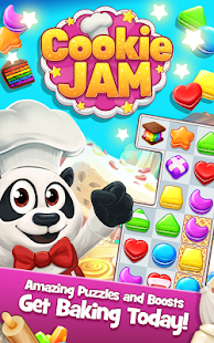 Cookie Jam APK for Ubuntu