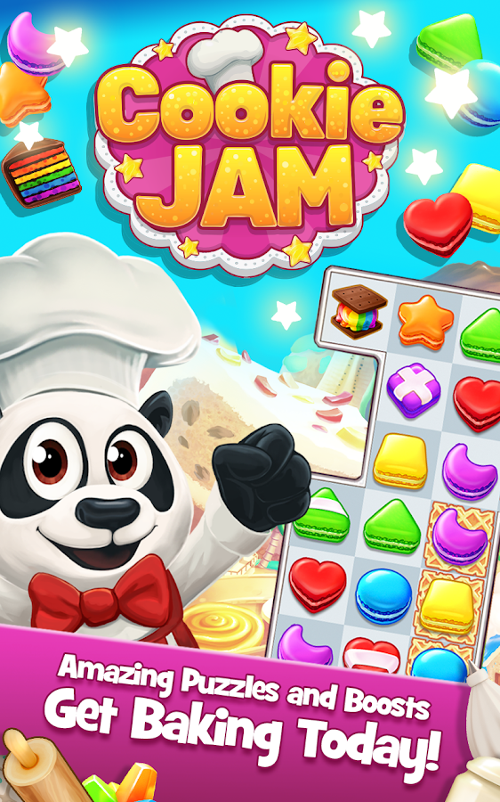 Cookie Jam Screenshot 10