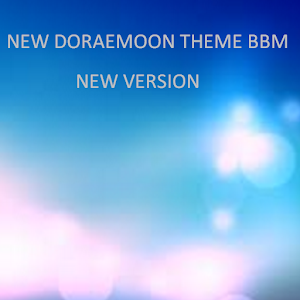 Download Tema dorae moon FOR BBM DUAL For PC Windows and Mac