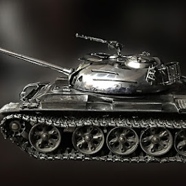 Tank by Abdul Rehman - Instagram & Mobile iPhone ( beauty, steel, tank, gun, calvary )