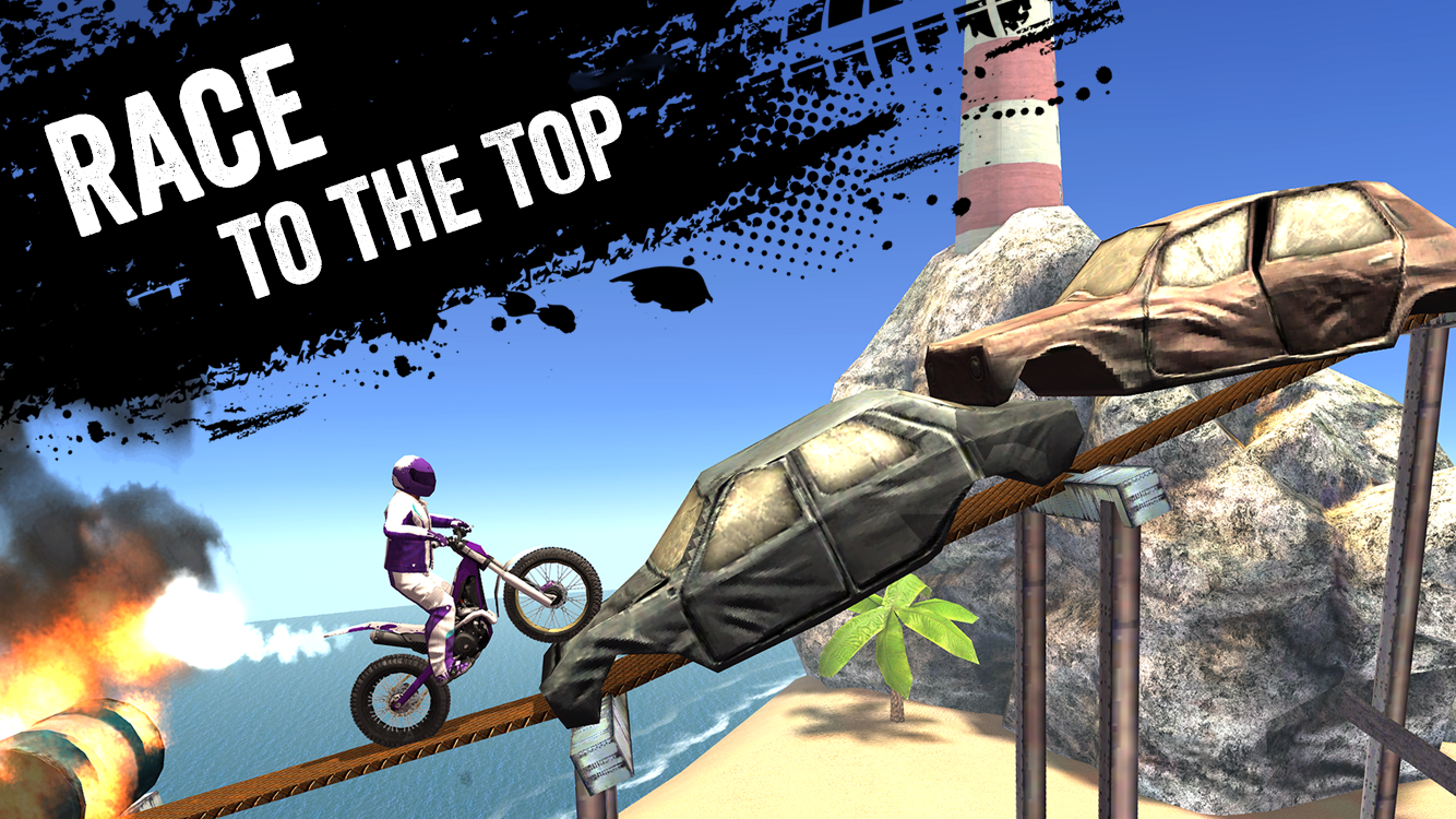 Viber Xtreme Motocross Screenshot 3