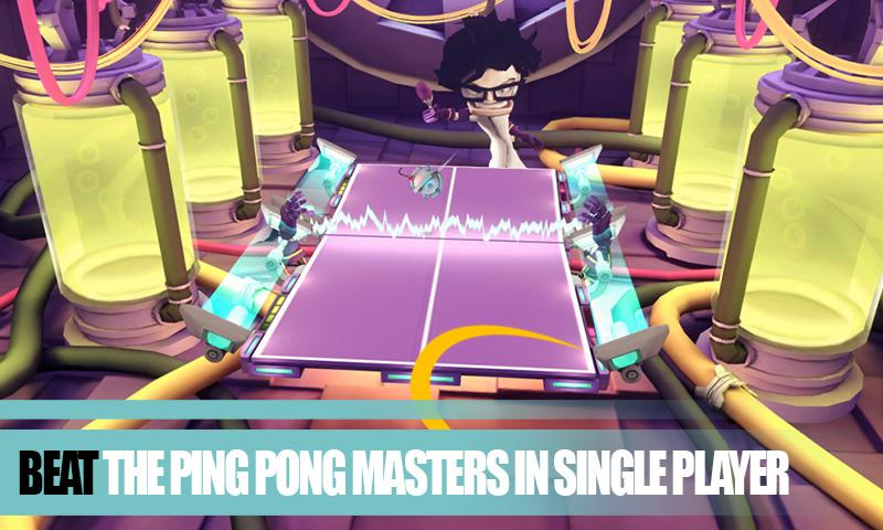 Power Ping Pong Screenshot 2