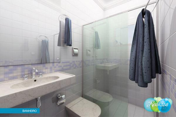 Apartamento de 2 dormitórios em Vila João Ramalho, Santo André - SP