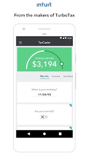 TaxCaster by TurboTax - Free for pc
