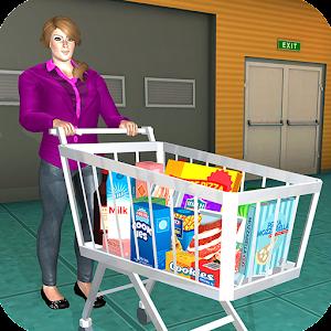 Super Market Atm Machine Simulator: Shopping Mall For PC