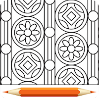 Patterns art coloring pages For PC (Windows And Mac)
