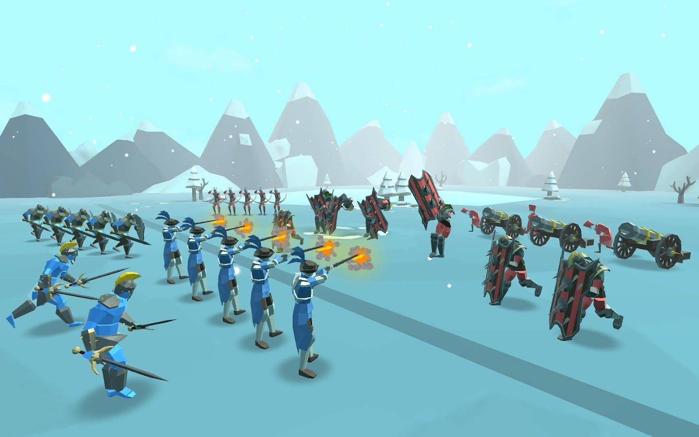 Epic Battle Simulator 2 Screenshot 5