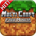 APK Game ► MultiCraft ― Free Miner! for BB, BlackBerry