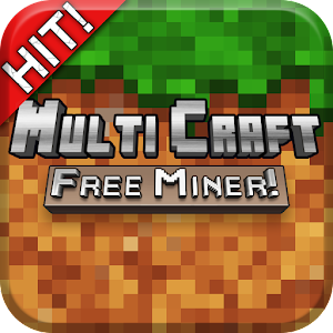 ► MultiCraft ― Free Miner! for PC-Windows 7,8,10 and Mac