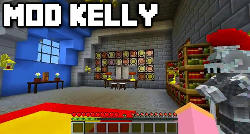 Little Kelly Mod for Minecraft For PC