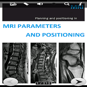 MRI POSITIONING AND PARAMETERS