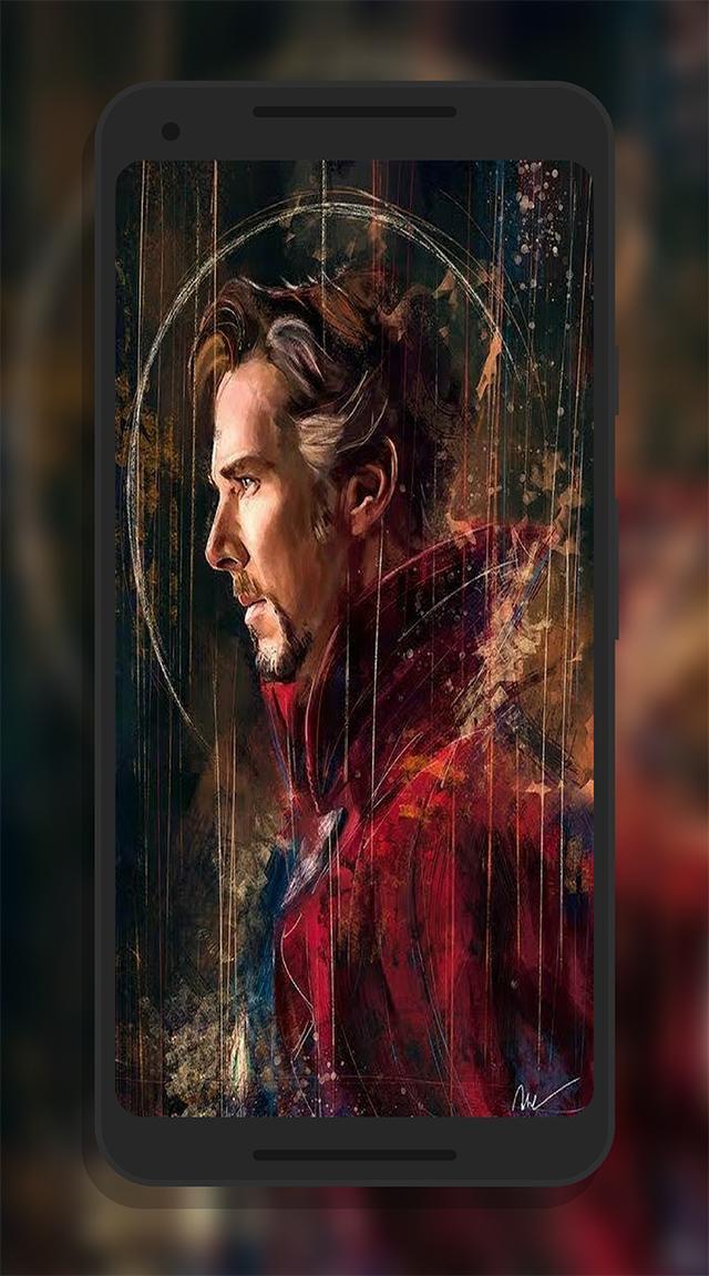 Superhero wallpapers and photos - Superhero photos Screenshot 1