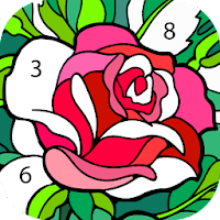 Color by Number  New Coloring Book pour PC (Windows / Mac)