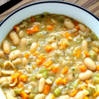 Easy Cannellini Bean Soup