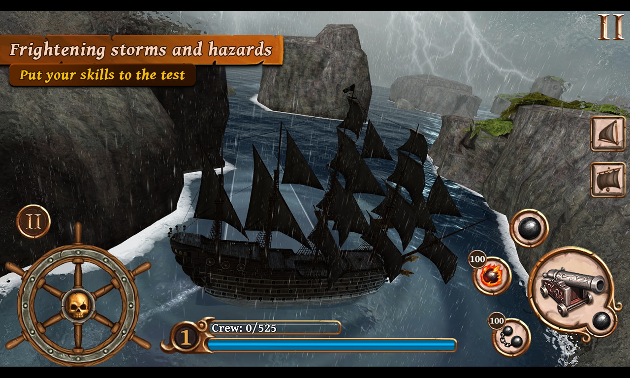 Ships of Battle Age of Pirates Screenshot 1