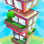 TOWER BUILDER: BUILD IT Icon