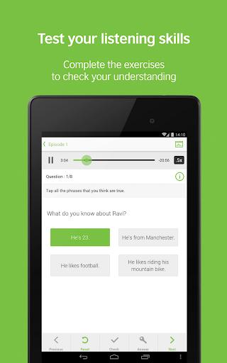 LearnEnglish Podcasts - Free English listening screenshot 14