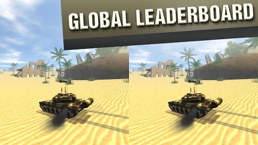VR Tank - screenshot