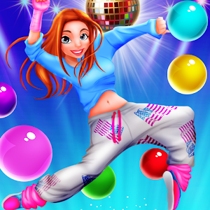 Dance Bubble ♛ for PC-Windows 7,8,10 and Mac