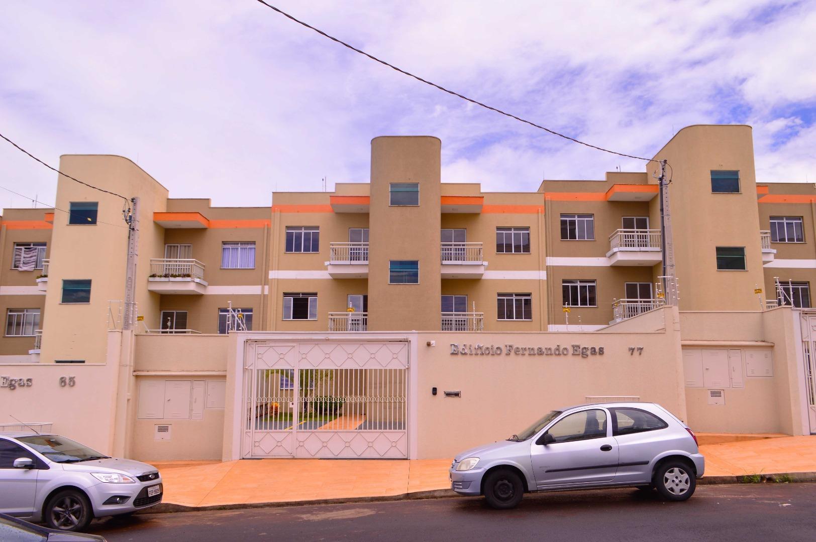Apartamento com 2 dormitórios à venda, 51 m² por R$ 205.000,00 - Parque Universitário - Americana/SP