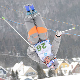 Inverted by Michel Burelle - Sports & Fitness Snow Sports