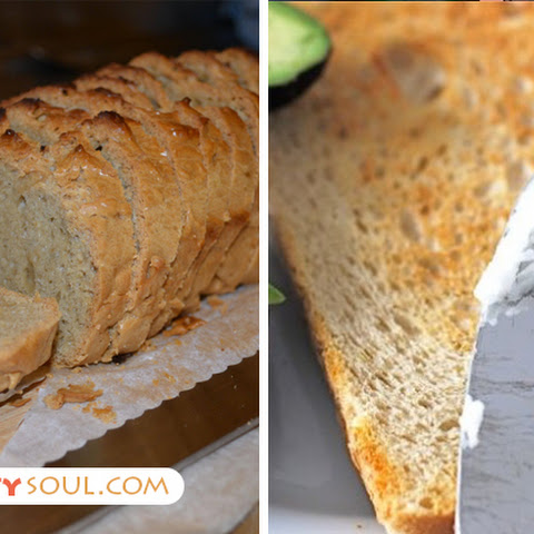 3-Ingredient Gluten-Free Bread That Will Keep You in Fat-Burning Mode ALL Day Long