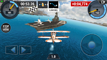 Screenshot of WAR Challenge (AA Race)