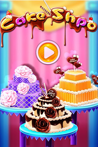 Cake Cooking Shop For PC