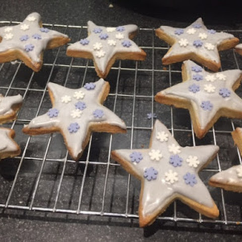 Christmas Biscuits for icing