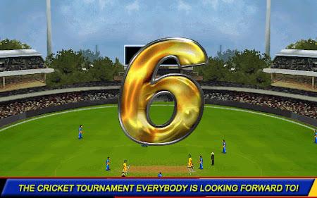 T20 Cricket Game 2016 1.0.8 screenshot 435718