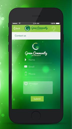 Green Community Laundry screenshot 9
