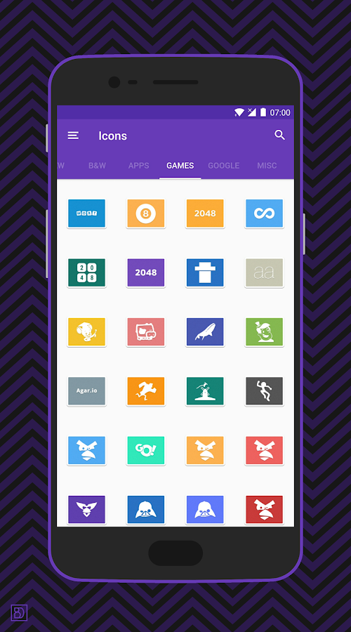 Lai - Icon Pack Screenshot 9