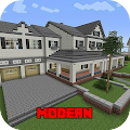 Modern Mansion MPCE Map APK for Bluestacks