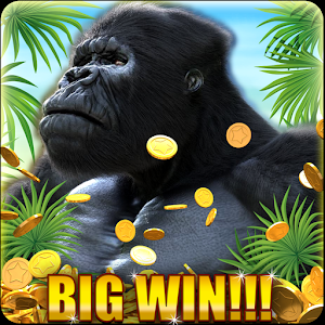 Gorilla Party 777 Wild - Las Vegas Casino Slots