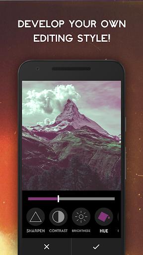 Filterloop - screenshot