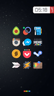 Crispy - Icon Pack(SALE!) Screenshot