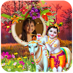 Janmashtami Photo Frames Icon