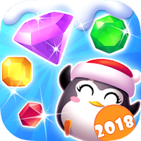 Ice Crush 2018  A new Puzzle Matching Adventure pour PC (Windows / Mac)