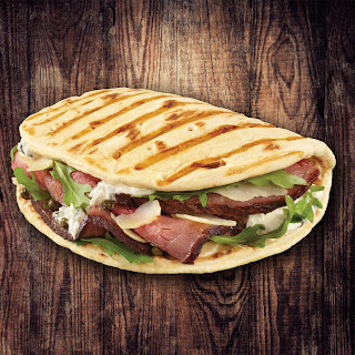 Flatbread Panini Recipes