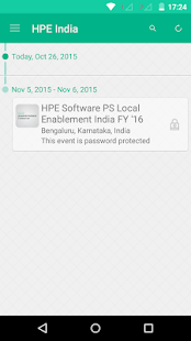 HPE Software PS India - screenshot